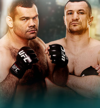 UFC Fight Night Gonzaga x Cro Cop 2 no Combate