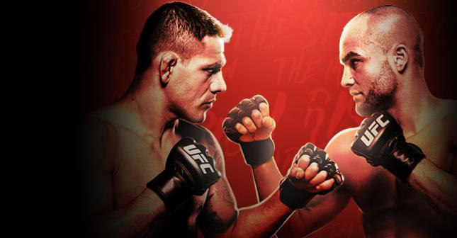 UFC Fight Night Dos Anjos vs. Alvarez Live on FOX Sports 3