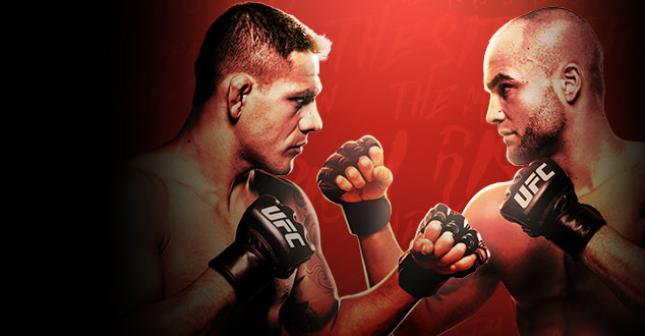UFC Fight Night Dos Anjos vs. Alvarez Live on Fight Network