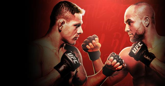 UFC Fight Night Dos Anjos vs. Alvarez Live on Sky Sport 4