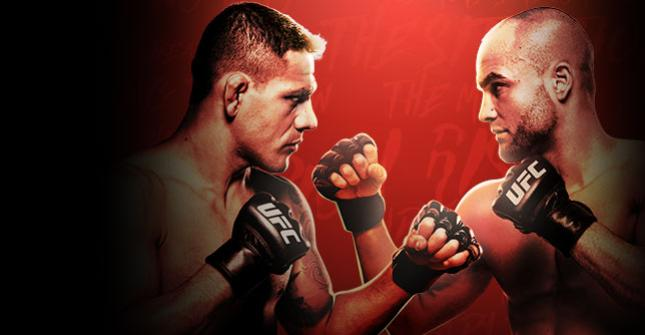 UFC Fight Night Dos Anjos v. Alvarez En direct sur Fight Network