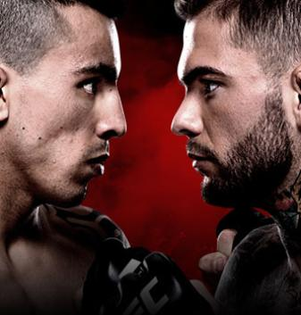 UFC Fight Night Almeida vs. Garbrandt UFC Network