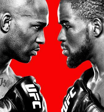 UFC Fight Night Manuwa vs Anderson Live on FOX Sports 5