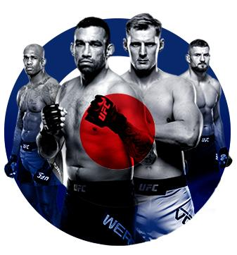 UFC Fight Night Werdum vs Volkov Live on UFC FIGHT PASS