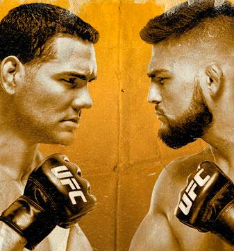 UFC Fight Night Weidman vs Gastelum Live on FOX