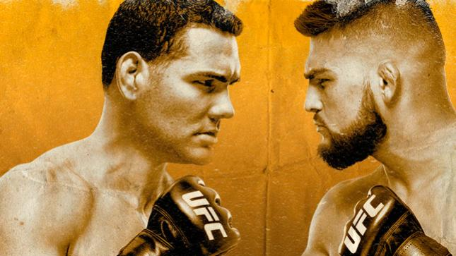 UFC Fight Night Weidman vs Gastelum Live on BT Sport