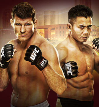 UFC Fight Night Bisping vs. Le no Combate