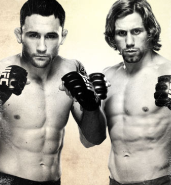 UFC Fight Night Edgar x Faber No Combate