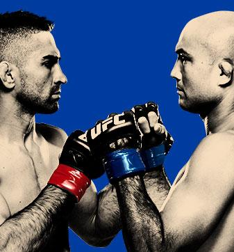UFC Fight Night Lamas vs Penn Live on BT Sport