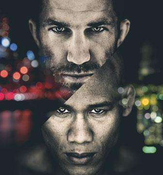 UFC Fight Night Rockhold vs Souza Live on Sky Arena