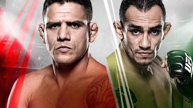 UFC Fight Night Dos Anjos vs Ferguson Live on BT Sport