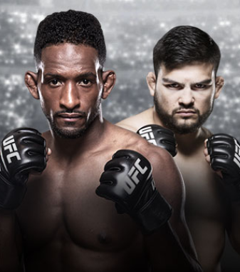 UFC Fight Night Brown vs Gastelum FOX Sports 1