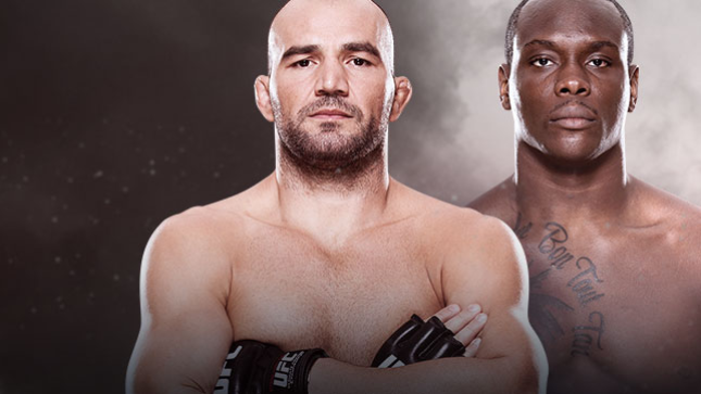 UFC Fight Night Teixeira vs. Saint Preux FOX Sports 1