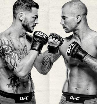 UFC Fight Night Swanson vs Lobov Live on FOX Sports 5