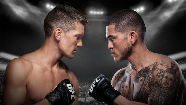 UFC Fight Night Wonderboy vs Pettis Live on ESPN+