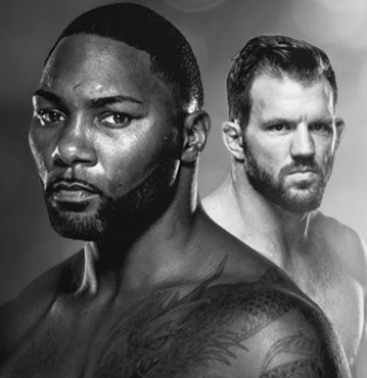 UFC Fight Night Johnson vs. Bader Live on FOX