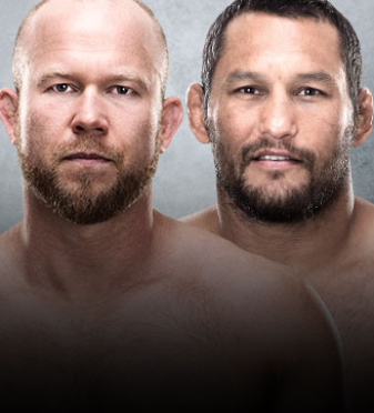 UFC Fight Night Boetsch vs. Henderson BT Sport 1