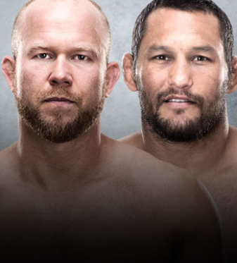 UFC Fight Night Cormier vs. Bader UFC Network