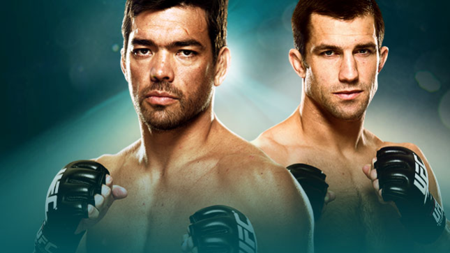 UFC Fight Night Machida vs. Rockhold CTV TWO