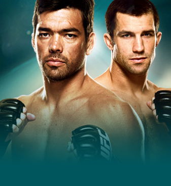 UFC Fight Night Machida x Rockhold no Combate