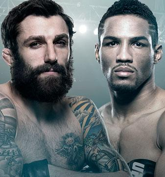 UFC Oklahoma City No Combate