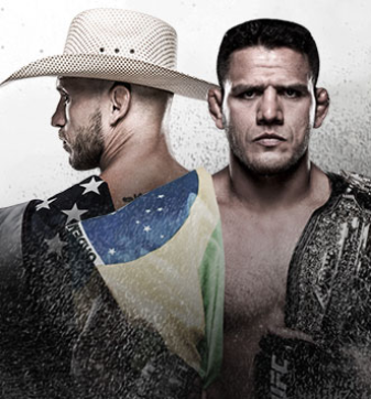 UFC Fight Night dos Anjos vs Cerrone Live on FOX