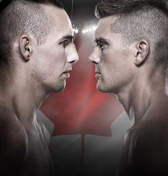 UFC Ottawa MacDonald x Thompson No Combate