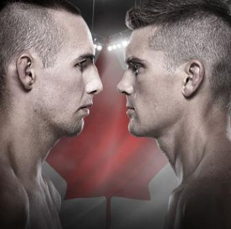 UFC Fight Night MacDonald vs. Thompson Live on TSN 5
