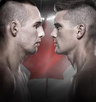 UFC Fight Night MacDonald vs. Thompson Viaplay