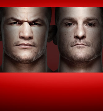 UFC Fight Night Dos Santos vs. Miocic BT Sport 1