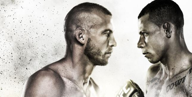 UFC Fight Night Cowboy vs. Cowboy Live auf UFC FIGHT PASS