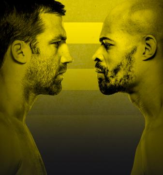 UFC Pittsburgh Rockhold x Branch No Combate