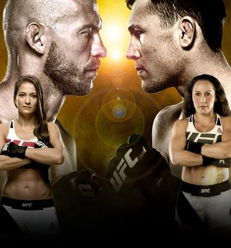 UFC Fight Night Cerrone vs Till Live on Fight Network