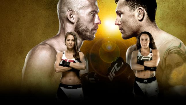 UFC Fight Night Cerrone vs Till Live on ViaPlay