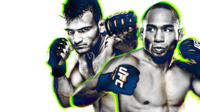 UFC Fight Night Lineker vs Dodson Live on Sky Sport Pop-Up 2
