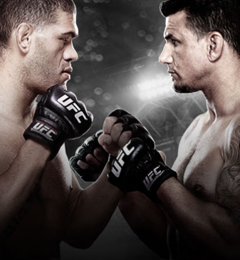 UFC Fight Night Bigfoot vs. Mir no Combate