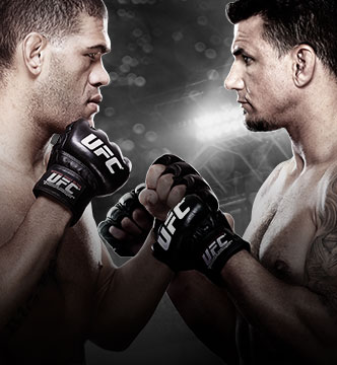UFC Fight Night Bigfoot vs. Mir BT Sport 1