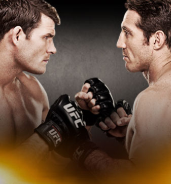 UFC ファイトナイト Bisping vs. Kennedy FOX Sports 1