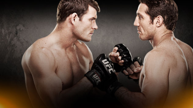 UFC Fight Night Bisping vs. Kennedy Combate
