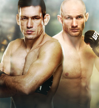 UFC Fight Night Maia vs. LaFlare no Combate