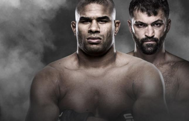 UFC Fight Night Overeem vs. Arlovski FS1