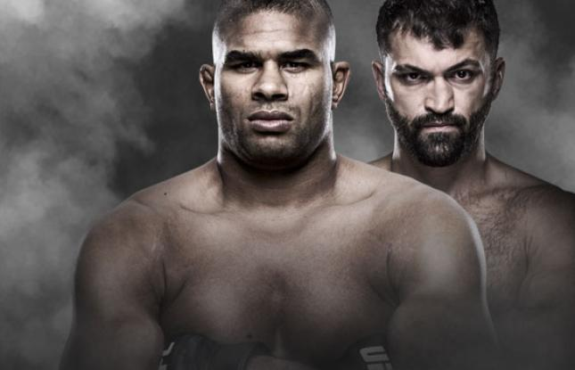 UFC Fight Night Overeem vs. Arlovski BT Sport