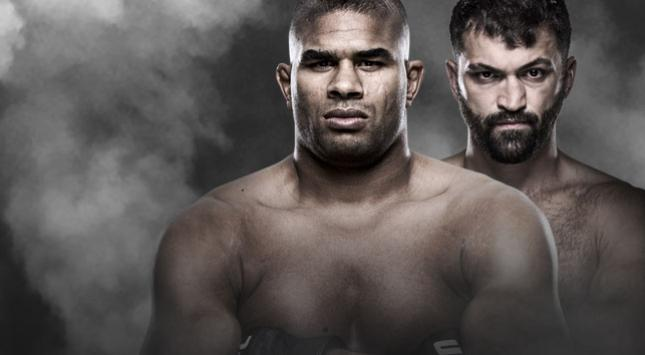 UFC Fight Night Overeem vs. Arlovski Viaplay