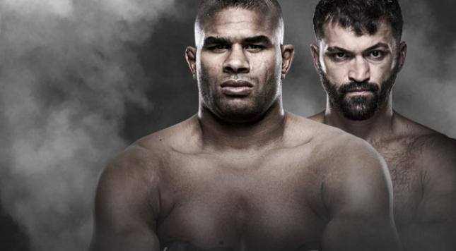 UFC Fight Night Overeem vs. Arlovski Sky Sport 1