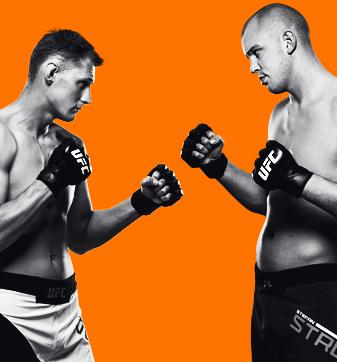 UFC Fight Night Volkov vs Struve En direct sur UFC FIGHT PASS