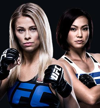 UFC Fight Night VanZant vs Waterson Live on BT Sport
