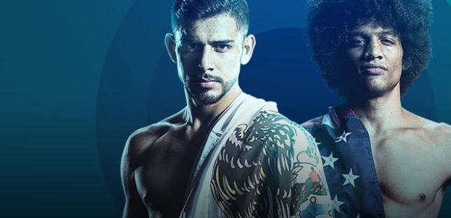 UFC Fight Night Rodriguez vs Caceres Live on FS1