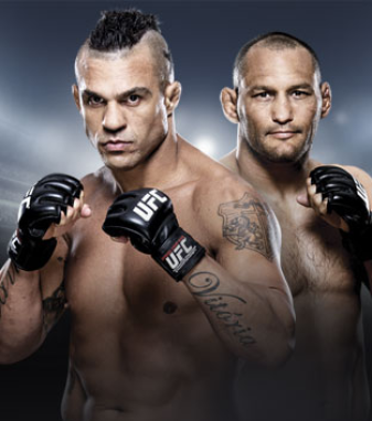 UFC Fight Night Belfort vs Henderson BT Sport