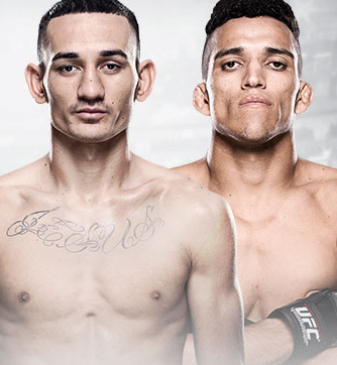 UFC Fight Night Holloway vs. Oliveira FOX Sports 1