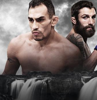 UFC Fight Night McDonald vs Lineker Live on FOX SPORTS 2